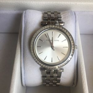Michael Kors Womens Stainless Steel Watch